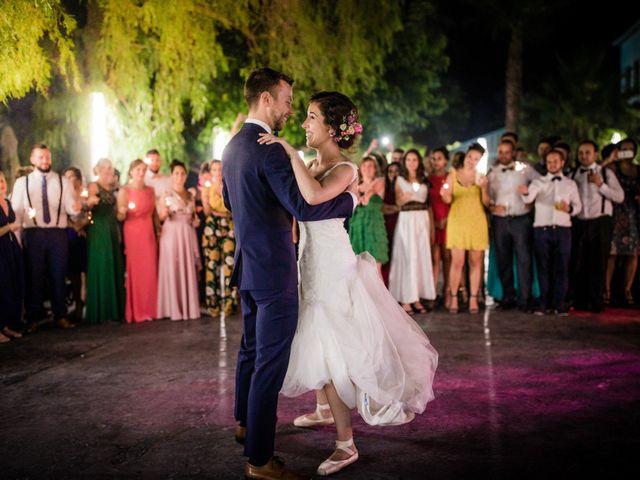 La boda de Saul y Alba en Aspe, Alicante 228