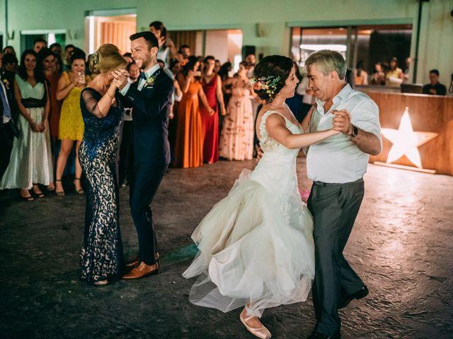 La boda de Saul y Alba en Aspe, Alicante 229