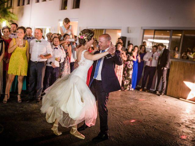 La boda de Saul y Alba en Aspe, Alicante 230