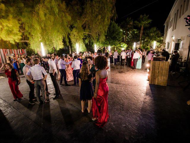 La boda de Saul y Alba en Aspe, Alicante 231