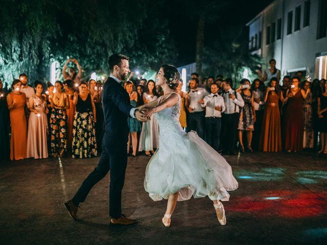 La boda de Saul y Alba en Aspe, Alicante 232