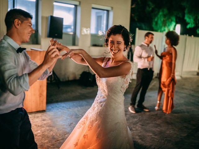 La boda de Saul y Alba en Aspe, Alicante 233