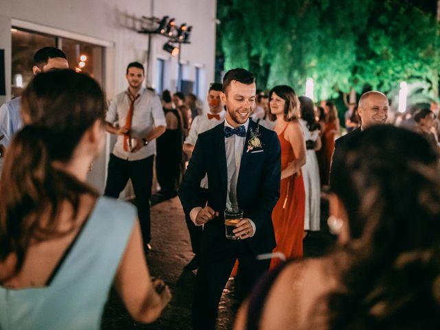 La boda de Saul y Alba en Aspe, Alicante 234