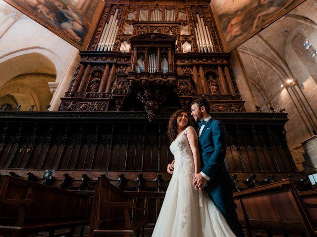 La boda de Saul y Alba en Aspe, Alicante 236