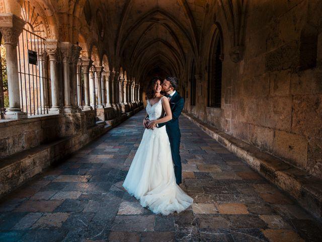 La boda de Saul y Alba en Aspe, Alicante 237