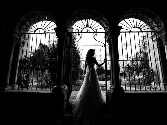 La boda de Saul y Alba en Aspe, Alicante 238