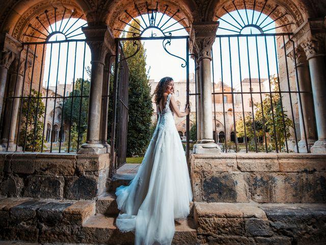 La boda de Saul y Alba en Aspe, Alicante 239