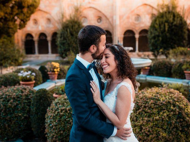 La boda de Saul y Alba en Aspe, Alicante 240