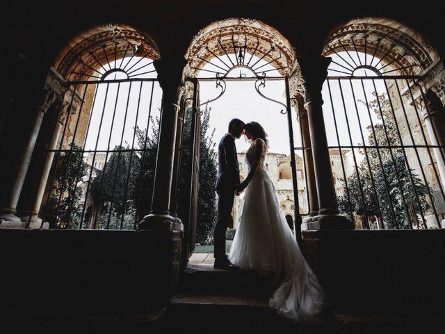La boda de Saul y Alba en Aspe, Alicante 1