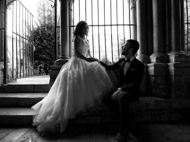 La boda de Saul y Alba en Aspe, Alicante 241