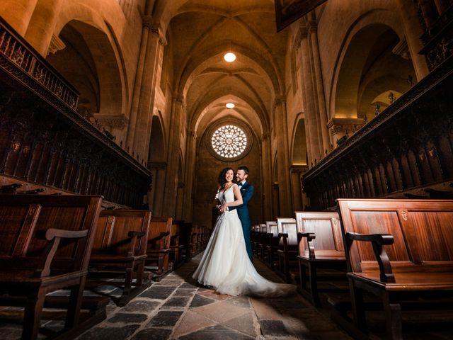 La boda de Saul y Alba en Aspe, Alicante 242
