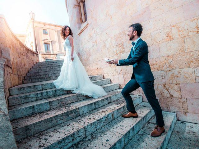 La boda de Saul y Alba en Aspe, Alicante 244