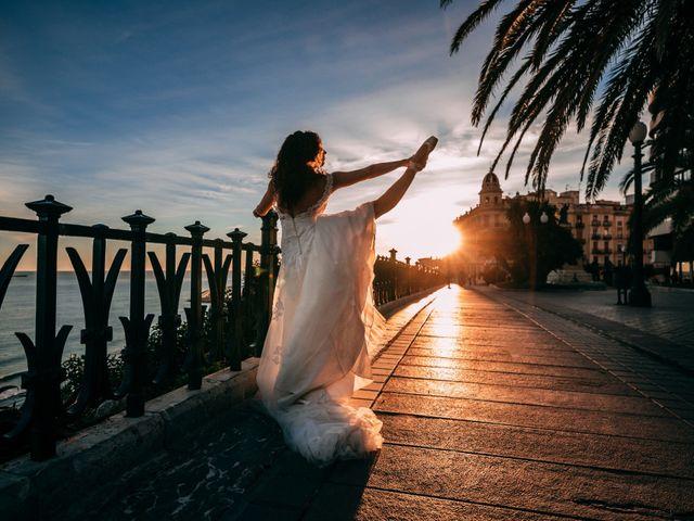 La boda de Saul y Alba en Aspe, Alicante 246