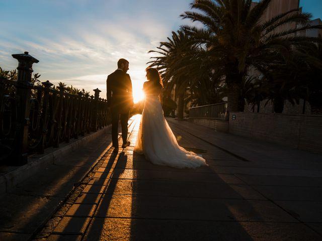 La boda de Saul y Alba en Aspe, Alicante 247