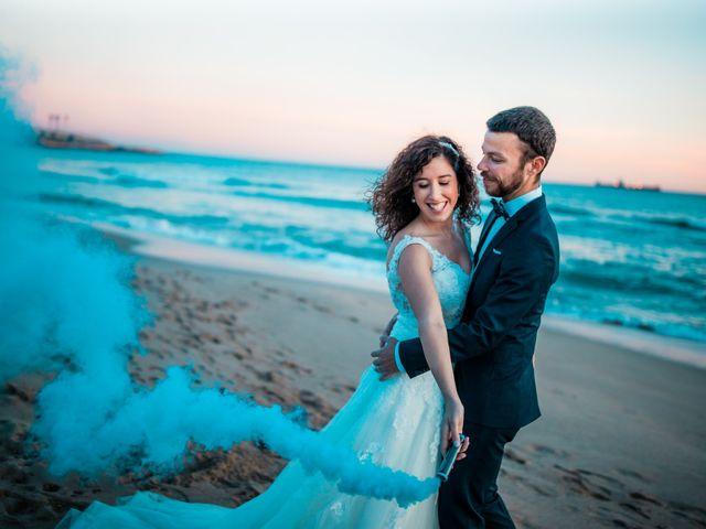 La boda de Saul y Alba en Aspe, Alicante 249