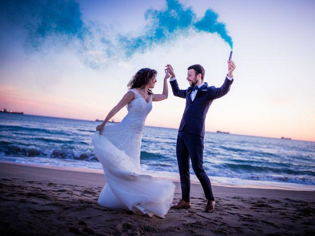La boda de Saul y Alba en Aspe, Alicante 250