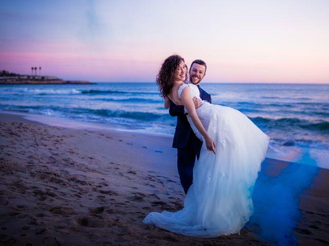 La boda de Saul y Alba en Aspe, Alicante 251