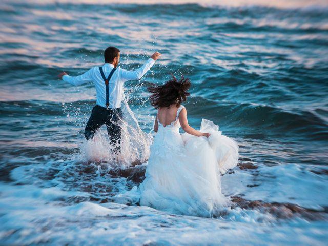 La boda de Saul y Alba en Aspe, Alicante 253