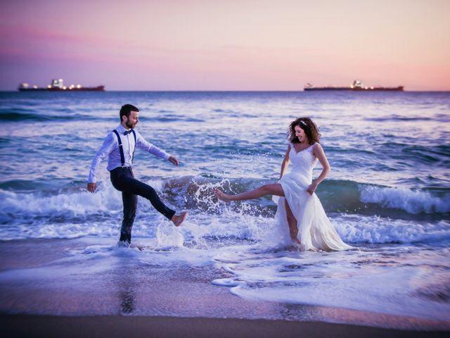 La boda de Saul y Alba en Aspe, Alicante 255