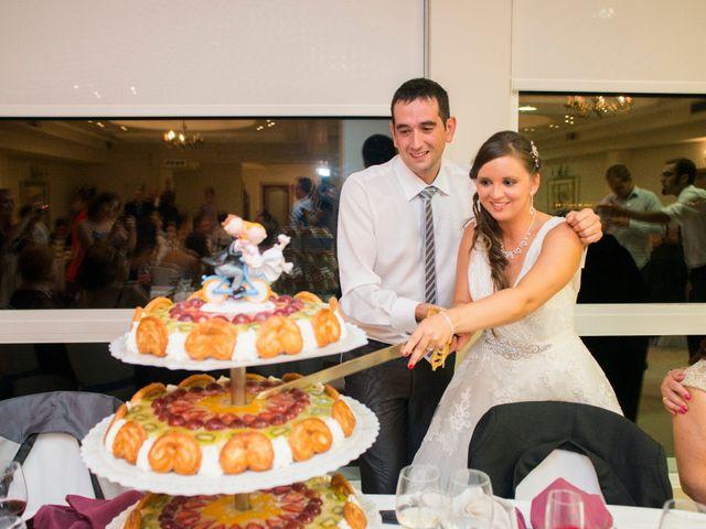 La boda de Javier y Paula en Bueu (Resto Parroquia), Pontevedra 8