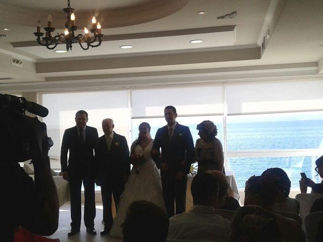La boda de Javier y Paula en Bueu (Resto Parroquia), Pontevedra 10