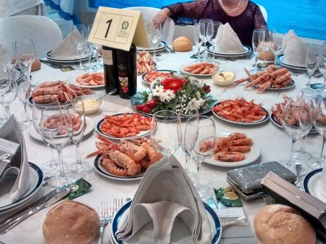 La boda de Javier y Paula en Bueu (Resto Parroquia), Pontevedra 12