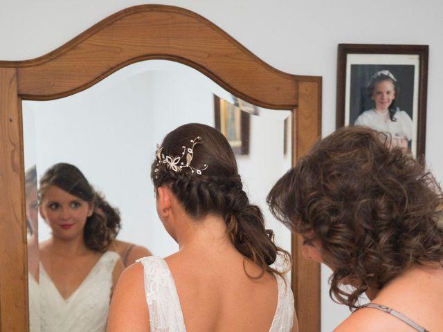 La boda de Javier y Paula en Bueu (Resto Parroquia), Pontevedra 15
