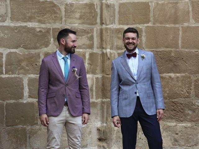 La boda de Eduardo y Hector