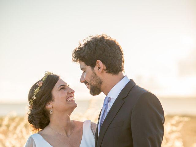 La boda de Quique y Macarena en Barbate, Cádiz 3
