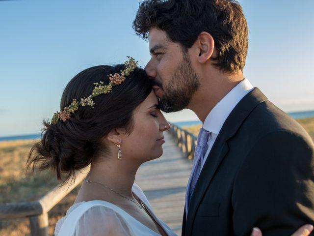 La boda de Quique y Macarena en Barbate, Cádiz 1