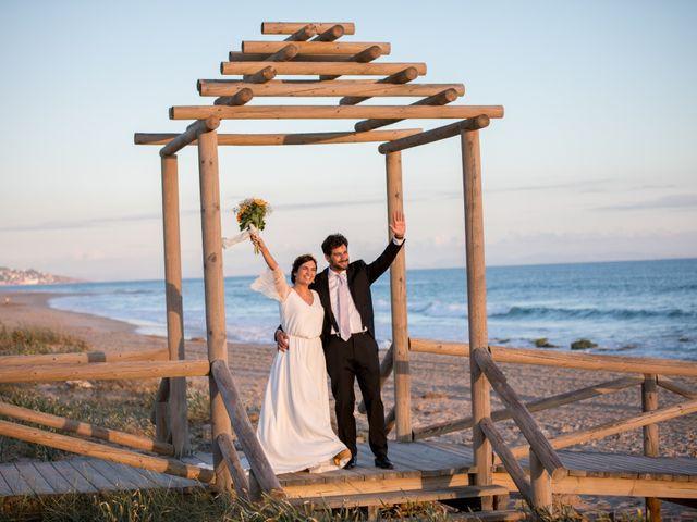 La boda de Quique y Macarena en Barbate, Cádiz 5