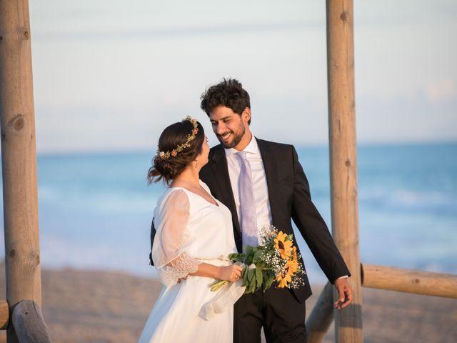 La boda de Quique y Macarena en Barbate, Cádiz 6