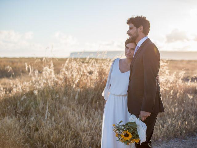 La boda de Macarena y Quique