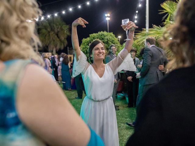 La boda de Quique y Macarena en Barbate, Cádiz 17