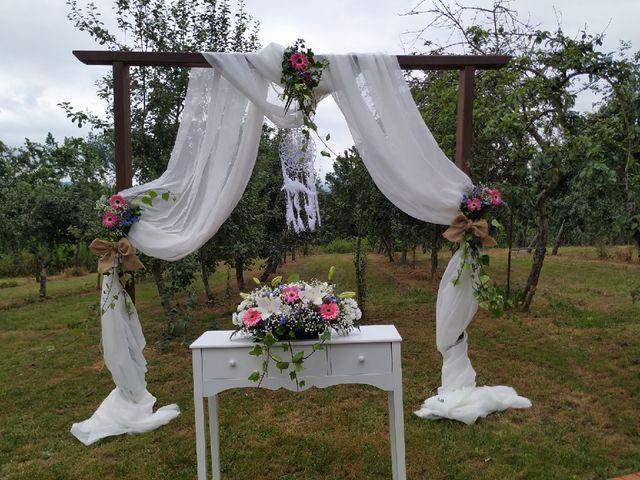 La boda de Daniel y Sandra en Tiñana, Asturias 12