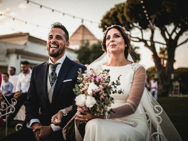 La boda de Beli y Jose  en El Rompido, Huelva 3