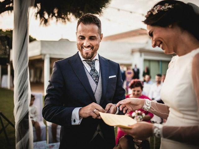 La boda de Beli y Jose  en El Rompido, Huelva 4