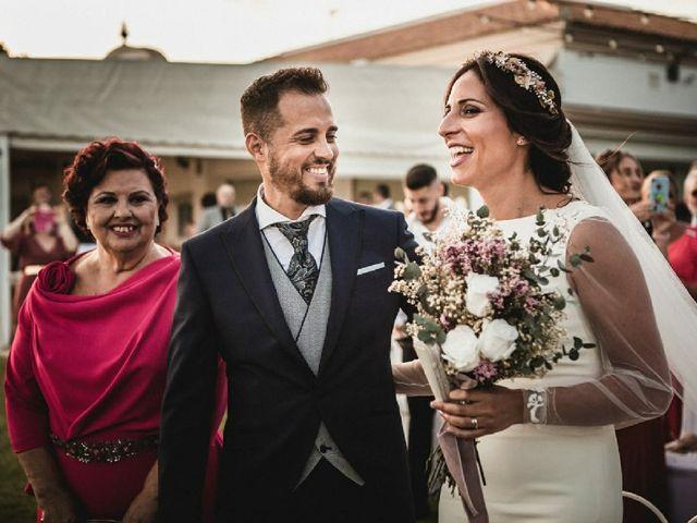 La boda de Beli y Jose  en El Rompido, Huelva 1