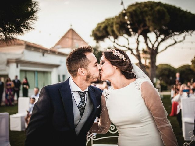 La boda de Beli y Jose  en El Rompido, Huelva 2