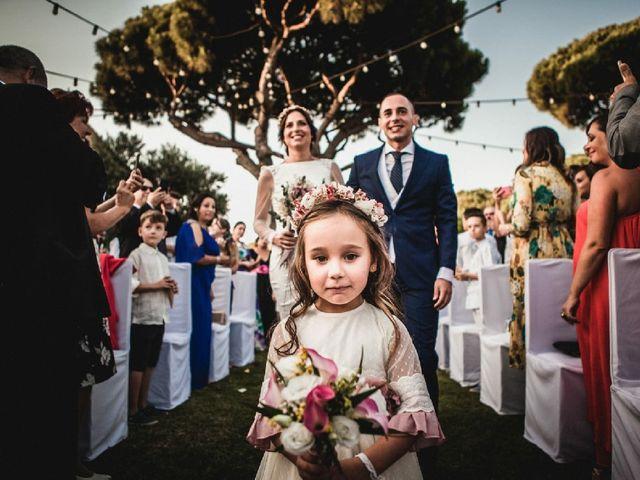 La boda de Beli y Jose  en El Rompido, Huelva 6
