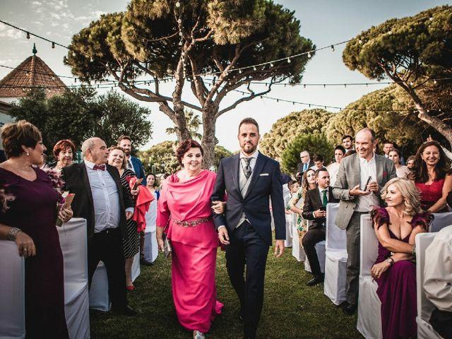 La boda de Beli y Jose  en El Rompido, Huelva 7