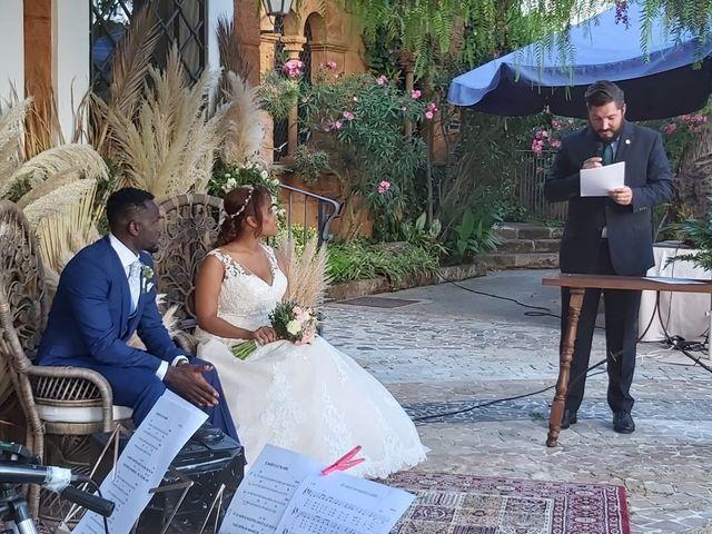La boda de Patri y Amet