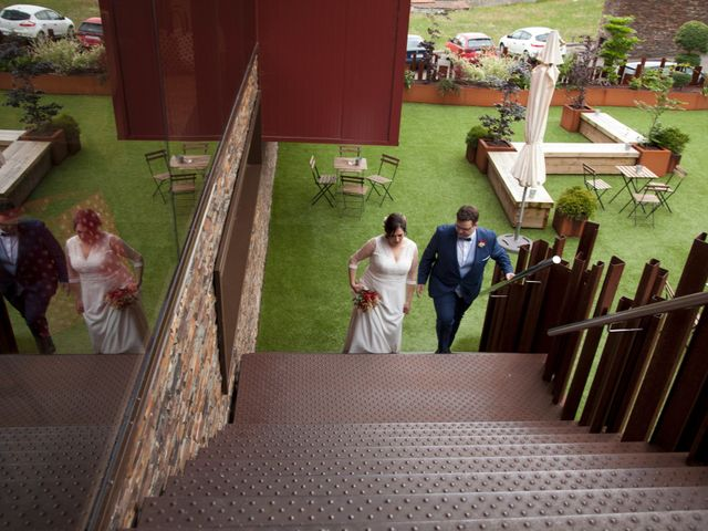 La boda de Pablo y Noelia en Pola De Lena, Asturias 23