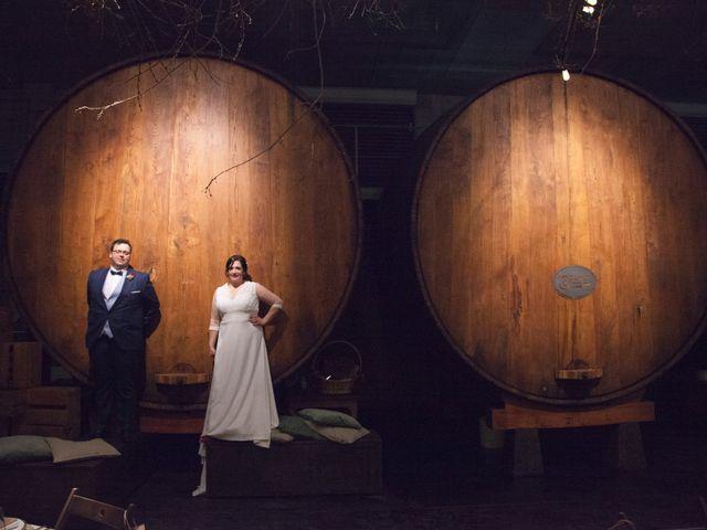 La boda de Pablo y Noelia en Pola De Lena, Asturias 31