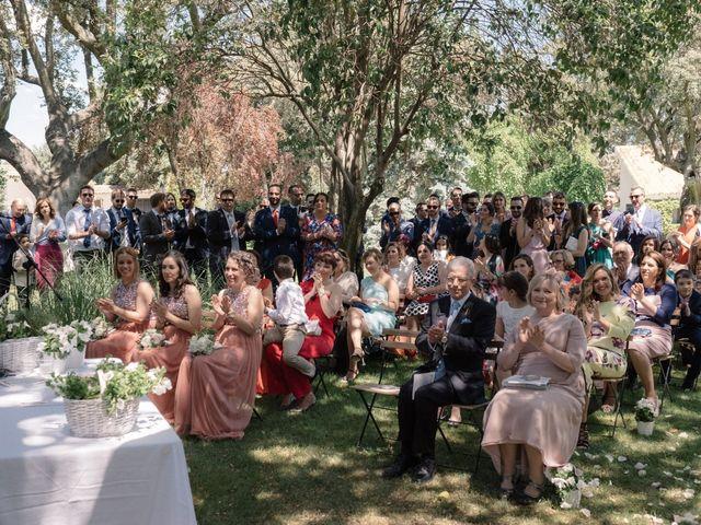 La boda de Nick y Leire en Madrid, Madrid 55