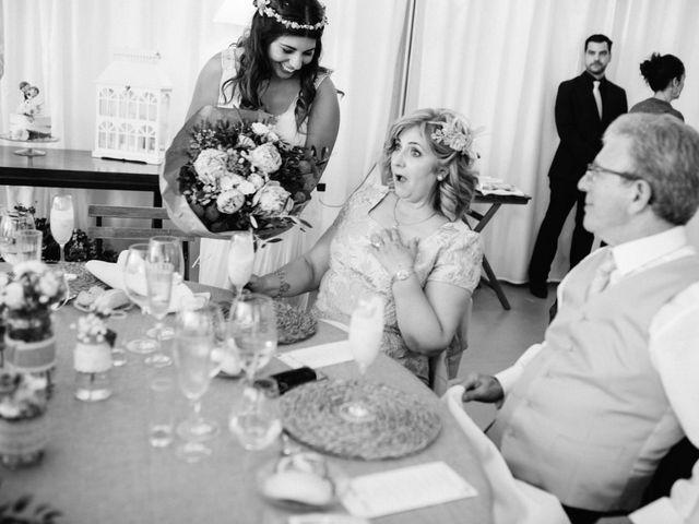La boda de Nick y Leire en Madrid, Madrid 69