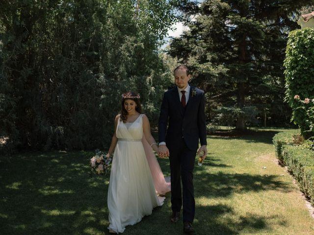 La boda de Nick y Leire en Madrid, Madrid 78