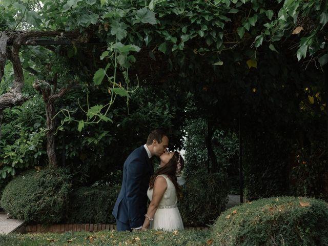 La boda de Nick y Leire en Madrid, Madrid 79
