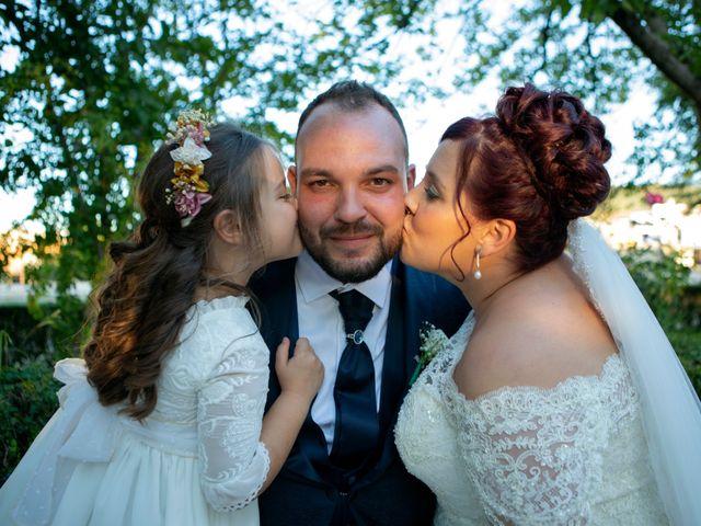 La boda de Cristina y Alfonso