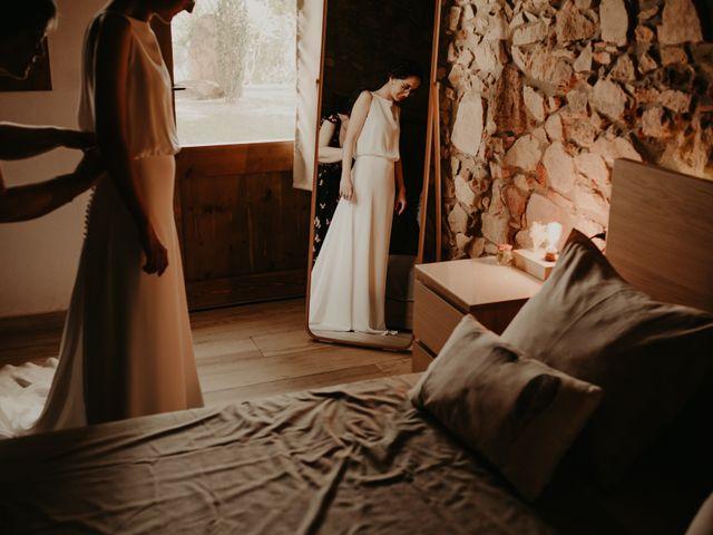 La boda de Emili y Laura en Montseny, Barcelona 17